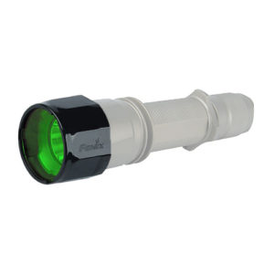 Fenix Flashlights Large Tact Filter-E40,E50,LD41,TK22,Green Mfg# AOFL-G