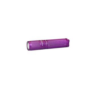 Fenix Flashlights 85 Lumens E Series 2014 Ed,(AAA),Purple Mfg# FX-E05E2P