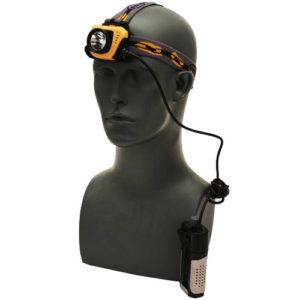 Fenix Flashlights 900 Lumens Fenix H Series, Orange Mfg# FX-HP30O