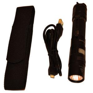 Fenix Flashlights 960 Lumen UC series,(18650/CR123),Black Mfg# FX-UC35