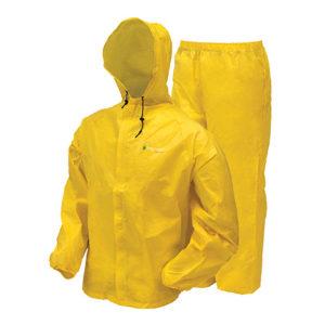 Frogg Toggs Ultra-Lite2 Rain Suit w/Stuff Sack MD-Yw Mfg# UL12104-08MD