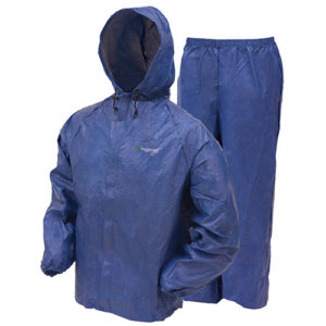 Frogg Toggs Ultra-Lite2 Rain Suit w/Stuff Sack SM-RB Mfg# UL12104-12SM