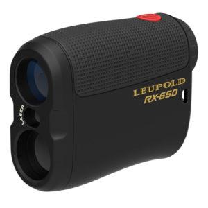 Leupold RX-650 Micro Laser Rangefinder Black Mfg# 120464