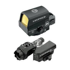 Leupold D-EVO 6x20mm Package Matte CMR-W / Dot Mfg# 120556