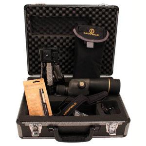 Leupold GR 15-30x50mm Compact Kit Titanium Gray  Mfg# 120560