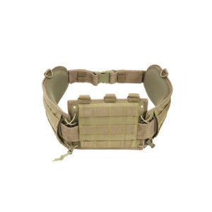 NcStar Battle Belt W/ Pistol Belt/Tan Mfg# CVBAB2939T