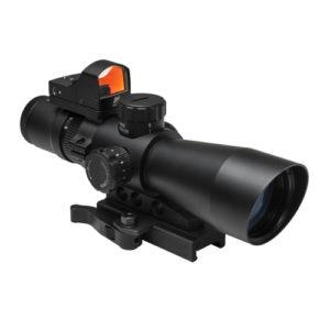 NcStar Ultimate Sighting,Gen 2 3-9X42 P4 Sniper Mfg# STP3942GDV2