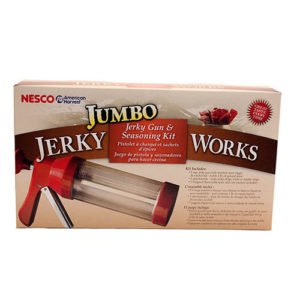 Open Country Jumbo Jerky Works Kit w/5 Spices Mfg# BJX-5