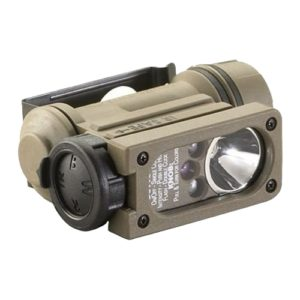 Streamlight Sidewinder Compact II AM,C4 LED,Grn,IR,CP Mfg# 14531