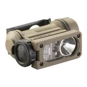 Streamlight Sidewinder Compact II AM,C4 LED,IR -Box Mfg# 14532