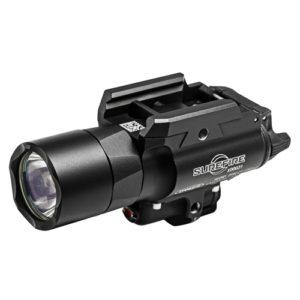 Surefire X400 Ultra,500 Lumens, Red Laser Mfg# X400U-A-RD