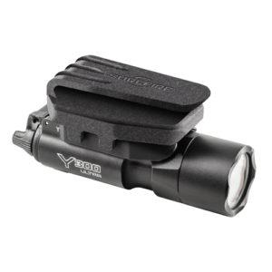 Surefire Handheld,15/500 Lu,Mag Belt Clip, Black Mfg# Y300U-A-BK
