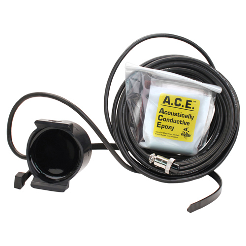 Vexilar Inc. 12° Puck Transducer (all FL units)-25' Mfg# TB0087