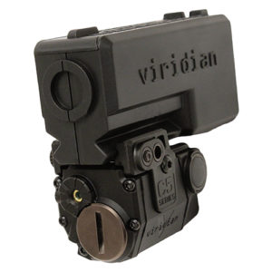Viridian Green Lasers Universal SubCompact Red Laser Mfg# C5-R
