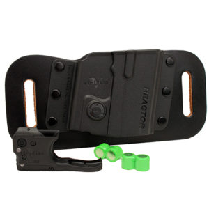 Viridian Green Lasers Reactor 5 Red Laser for Kahr45 w/ECR/Hlst Mfg# R5-R-PM45