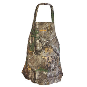 Weston Brands RT Apron Realtree AP Camouflage Brown Mfg# 04-0001-RT