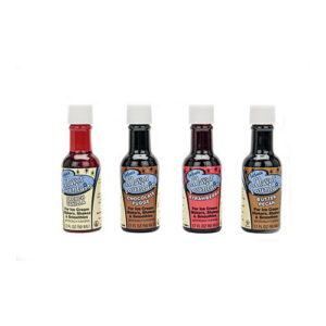 YayLabs! FlavorFntnAssrtd Chc,Van,Straw,BtrPcn 4pk Mfg# F-FF-4PK