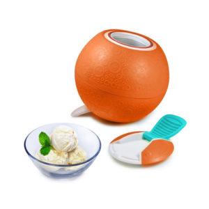 YayLabs! SoftShell Ice Cream Ball Pt Orange Mfg# F-SS-PT-ORANGE