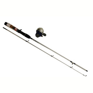 Zebco / Quantum Ready Tackle Spincast Combo Mfg# RTSCKK,10,BP4